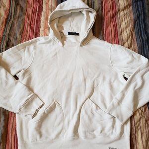Polo Ralph Lauren off white fleece hoodie